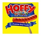 Premium Hoffy hot dogs are available in Prescott.
